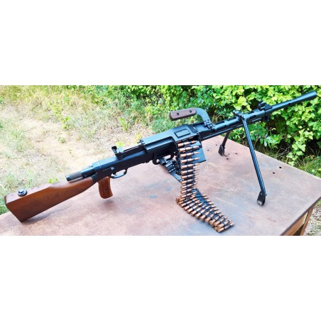 RP46 Piston rod and tips for SMG Heavy barrel setup